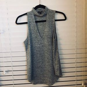Express knit sleeveless top. Size medium